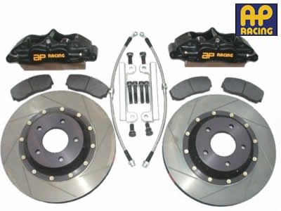 AP4 Full Brake Kit